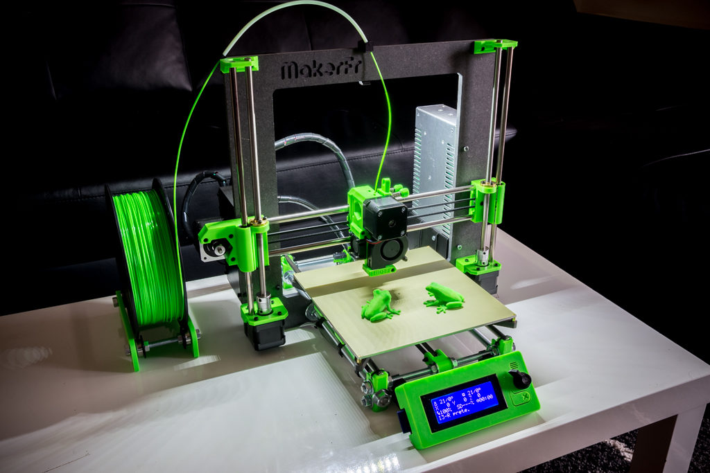 fabriquer imprimante prusia